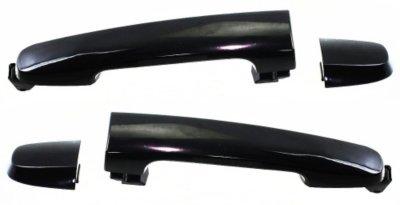 Replacement 031915-07-PLK Door Handle - Primed, Plastic, Exterior, Direct Fit