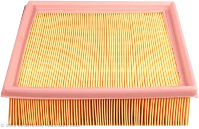 1995 Jaguar XJS Air Filter Beck Arnley Jaguar Air Filter 042-1351 042-1351