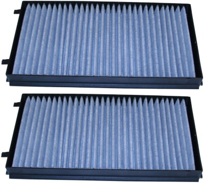 2002-2005 BMW 745i Cabin Air Filter Beck Arnley BMW Cabin Air Filter 042-2101 042-2101