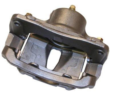 Beck Arnley 077-1661S Brake Caliper - Natural, OE Replacement, Semi-loaded (Caliper & Hardware), Direct Fit