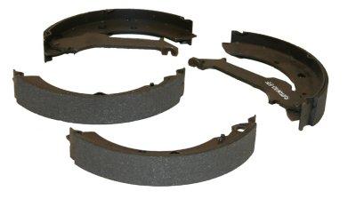 1999-2001 Nissan Altima Brake Shoe Set Beck Arnley Nissan Brake Shoe Set 081-3164