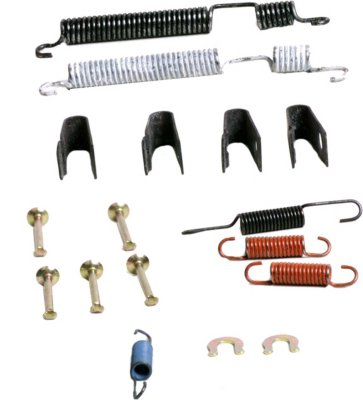 1992-1993 Honda Civic Brake Hardware Kit Beck Arnley Honda Brake Hardware Kit 084-1143