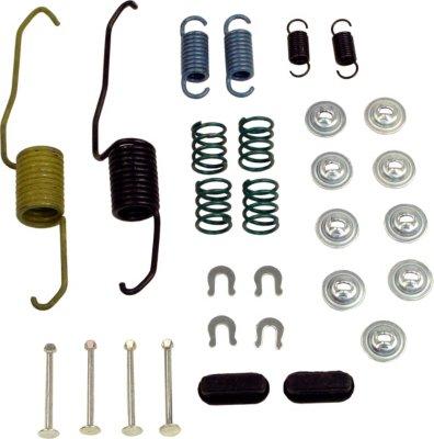 1983 Toyota Celica Brake Hardware Kit Beck Arnley Toyota Brake Hardware Kit 084-1144