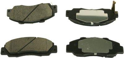 1997-2001 Acura Integra Brake Pad Set Beck Arnley Acura Brake Pad Set 086-1442C