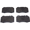 Beck Arnley Brake Pad Set