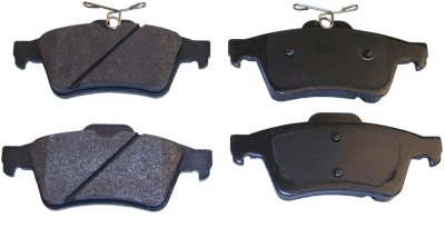 2004-2013 Mazda 3 Brake Pad Set Beck Arnley Mazda Brake Pad Set 086-1753C