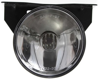 Kool Vue 19-1183-00  Fog Light - Clear Lens, Plastic Lens, DOT, SAE compliant, Direct Fit