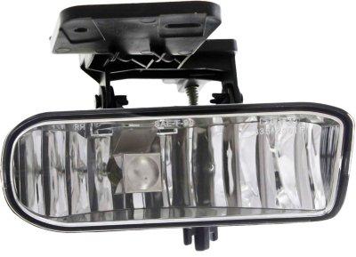 Kool Vue 19-5265-00  Fog Light - Clear Lens, Plastic Lens, DOT, SAE compliant, Direct Fit
