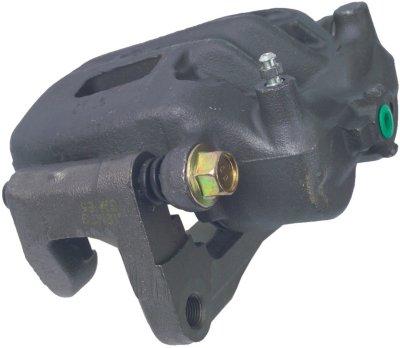 A1 Cardone A119B1690B Friction Choice Brake Caliper - Natural, OE Replacement, Semi-loaded (Caliper & Hardware), Direct Fit
