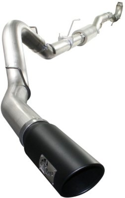 2013 Chevrolet Silverado 2500 HD Exhaust System AFE Chevrolet Exhaust System 49-44035-B