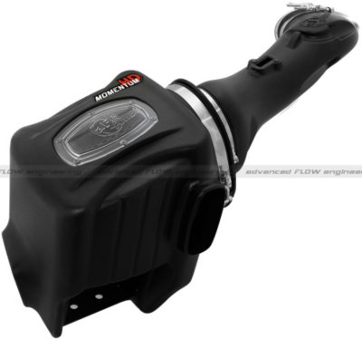 2012 Ford F-450 Super Duty Cold Air Intake AFE Ford Cold Air Intake 51-73005-1