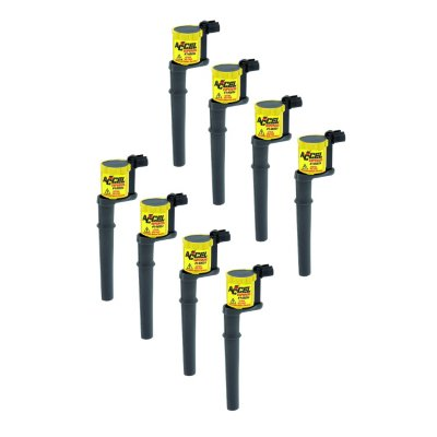 Accel A351400348 SuperCoil Ignition Coil - Coil pack, Direct Fit