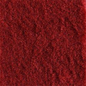 AutoCustomCarpets AC126481601061 Carpet Kit - Red, Cutpile, Direct Fit