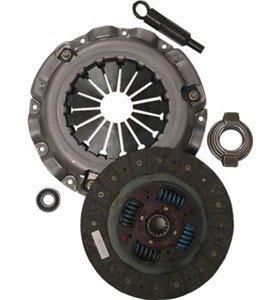 Auto Com ACI31-75027 OE Stock Replacement Clutch Kit - Organic Disc, Sprung hub