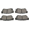 Akebono Brake Pad Set