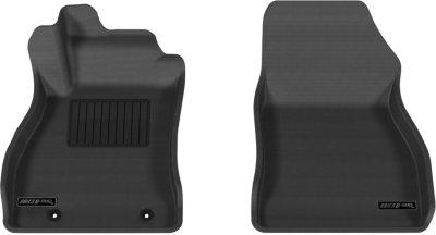 Aries ARSNS03111509 3D Floor Liner Floor Mats - Black, Rubberized, Thermoplastic, All-Weather, Molded Floor Liner, Direct Fit