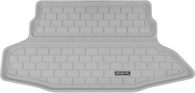 Aries ARSNS0311301 3D Floor Liner Cargo Mat - Gray, Rubberized, Thermoplastic, All-Weather, Molded Cargo Liner, Direct Fit