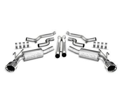 2012-2013 Chevrolet Camaro Exhaust System Borla Chevrolet Exhaust System 140356