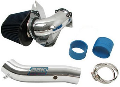 BBK B451719 Power-plus Cold Air Intake - Chrome, 50-State Legal, Direct Fit