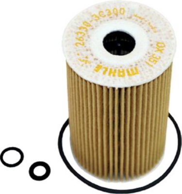 2010 Hyundai Sonata Oil Filter Beck Arnley Hyundai Oil Filter 041-0846
