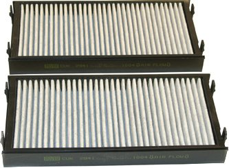 2014-2015 BMW X5 Cabin Air Filter Beck Arnley BMW Cabin Air Filter 042-2167