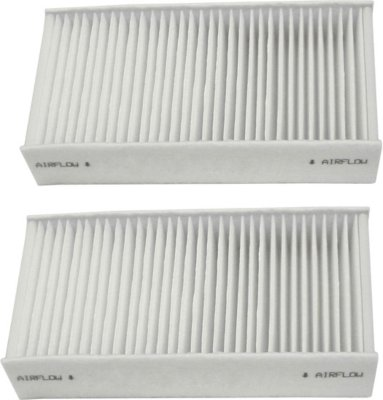 2011-2014 BMW X3 Cabin Air Filter Beck Arnley BMW Cabin Air Filter 042-2198