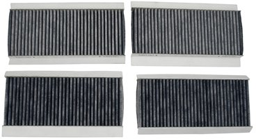 2008-2013 BMW M3 Cabin Air Filter Beck Arnley BMW Cabin Air Filter 042-2208