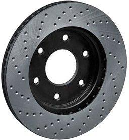 Bendix BFPRT5405 Global Brake Disc - 10.23 in. Diameter, Plain Surface, Direct Fit