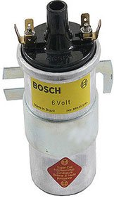 Bosch BS00016 Ignition Coil - Canister, Direct Fit