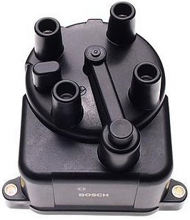 Bosch BS03306 Distributor Cap - Black, Direct Fit