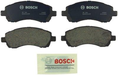 Bosch BSBP722 Quietcast Premium Brake Pad Set - Organic, Direct Fit