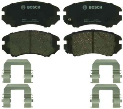Bosch BSBP924 Quietcast Premium Brake Pad Set - Organic, Direct Fit