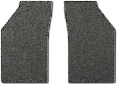 Coverking C37CFMAM3SN7030 Custom Floor Mats - Gray, Carpet, Carpet, Flat Floor Mat, Direct Fit