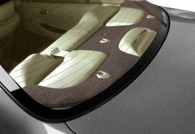 Coverking C37CRDV15SR711B Custom Deck Cover - Taupe, Velour, Direct Fit
