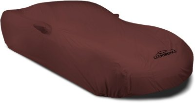 Coverking C37CVC3SP90PN2009 Stormproof Car Cover - Wine, Microfibers, Outdoor, Direct Fit