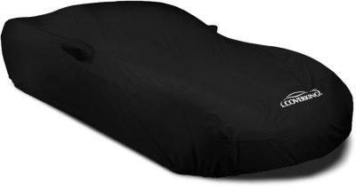 Coverking C37CVC3SP95PR7026 Stormproof Car Cover - Black, Microfibers, Outdoor, Direct Fit
