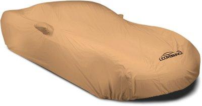 Coverking C37CVC5SP96SZ7064 Stormproof Car Cover - Tan, Microfibers, Outdoor, Direct Fit