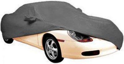 Covercraft C59C14309SG Multibond, Block-It 200 Car Cover - Gray, Polypropylene fabric, Indoor, Direct Fit