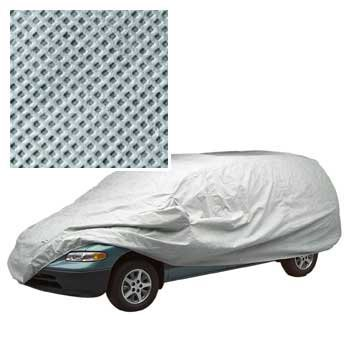 Covercraft C59C16179SG Multibond, Block-It 200 Car Cover - Gray, Polypropylene fabric, Indoor, Direct Fit