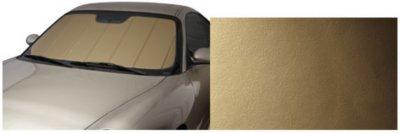 Covercraft C59UV10753GD UVS100 Sun Shade - Gold, Trilaminate, Folding, Direct Fit