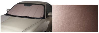 Covercraft C59UV10753RO UVS100 Sun Shade - Rose, Trilaminate, Folding, Direct Fit