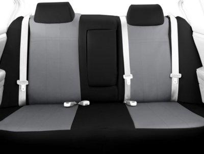 2011-2012 Hyundai Sonata Seat Cover CalTrend Hyundai Seat Cover HY115-08LB 11 12