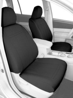 CalTrend CALPT10703NA Neosupreme Seat Cover - Charcoal, Neosupreme, Solid, Direct Fit