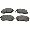 Centric Brake Pad Set