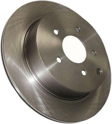 Centric CE121.46062 C-Tek Brake Disc - 11.42 in. Diameter, Plain Surface, Direct Fit