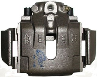 Centric CE141.37063 Semi-loaded Brake Caliper - Natural, OE Replacement, Semi-loaded (Caliper & Hardware), Direct Fit
