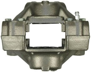 Centric CE141.39511 Semi-loaded Brake Caliper - Natural, OE Replacement, Semi-loaded (Caliper & Hardware), Direct Fit