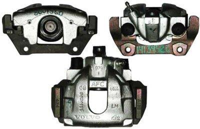 Centric CE141.39525 Semi-loaded Brake Caliper - Natural, OE Replacement, Semi-loaded (Caliper & Hardware), Direct Fit