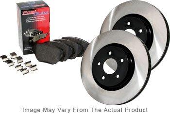 1998-2002 Ford Ranger Brake Disc and Pad Kit Centric Ford Brake Disc and Pad Kit BKF100856
