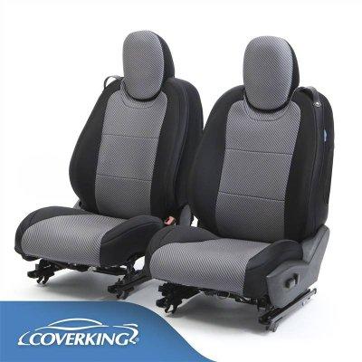 2007-2008 Hyundai Entourage Seat Cover Coverking Hyundai Seat Cover CSC2PD01HI7313 07 08